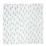 有機棉紗布包巾(森林 - 草綠) - GRAN MUSLIN BLANKET - Sage Green