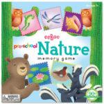 eeBoo 學齡前記憶遊戲 -- Pre-School Nature Memory Game (大自然款)