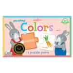 eeBoo 學齡前配對拼圖 -- Pre-school Colors Puzzle Pairs (認識顏色)