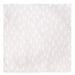 有機棉紗布包巾(森林 - 淡粉紅) - GRAN MUSLIN BLANKET - Powder