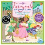 eeBoo 桌遊 -- Fairytale  Spinner Game - 童話故事桌遊