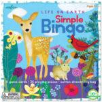 eeBoo 賓果遊戲-- Life on Earth Simple Bingo 基礎賓果遊戲