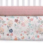 Lolli Living 嬰兒床裙 --STELLA BED SKIRT