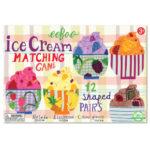 eeBoo 學齡前形狀配對遊戲 -- Ice Cream Matching Game (冰淇淋款)