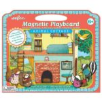 eeBoo 桌遊 -- Animal Cottage Make me a Story磁鐵遊戲板 - 小動物的家