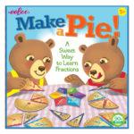 eeBoo 桌遊 -- Make a Pie Game (數學遊戲) **新封面**