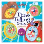 eeBoo 桌遊 -- Time Telling Game (時間遊戲)