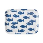 方型托盤-FISH TRAY, BLUE (27 X 20 cm)