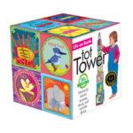 eeBoo 疊疊樂 - 認識大自然 Tot Tower Life on earth