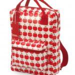 ENGEL. 時尚繽紛後背包 (小) - 紅蘋果 (Backpack small - Red Apple)