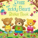 "Usborne ""Dress the Teddy Bears Sticker Book"" (幫泰迪熊穿漂漂貼紙遊戲書)"