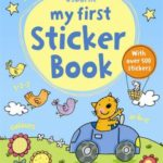 "Usborne ""My first sticker book"" (我的第一本貼紙書)"