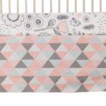 Lolli Living 嬰兒床裙 -- BED SKIRT - TRIPOD